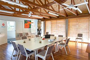 islander Noosa meeting room