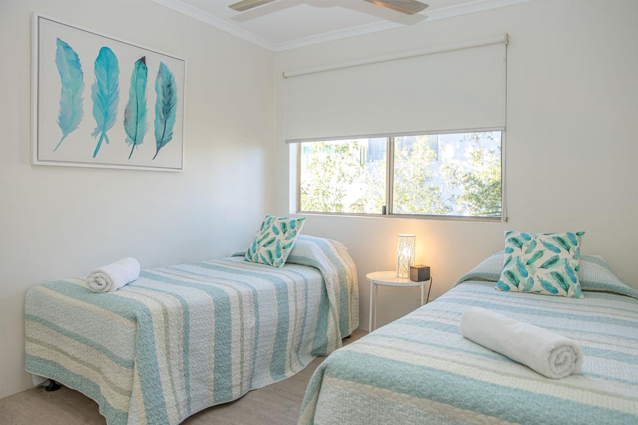Islander-Resort-Noosa-2-Bedroom-Villa-8